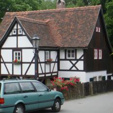 """Fachwerk Sanierung """"Fischerhaus"""" in Pillnitz/Sachsen"""